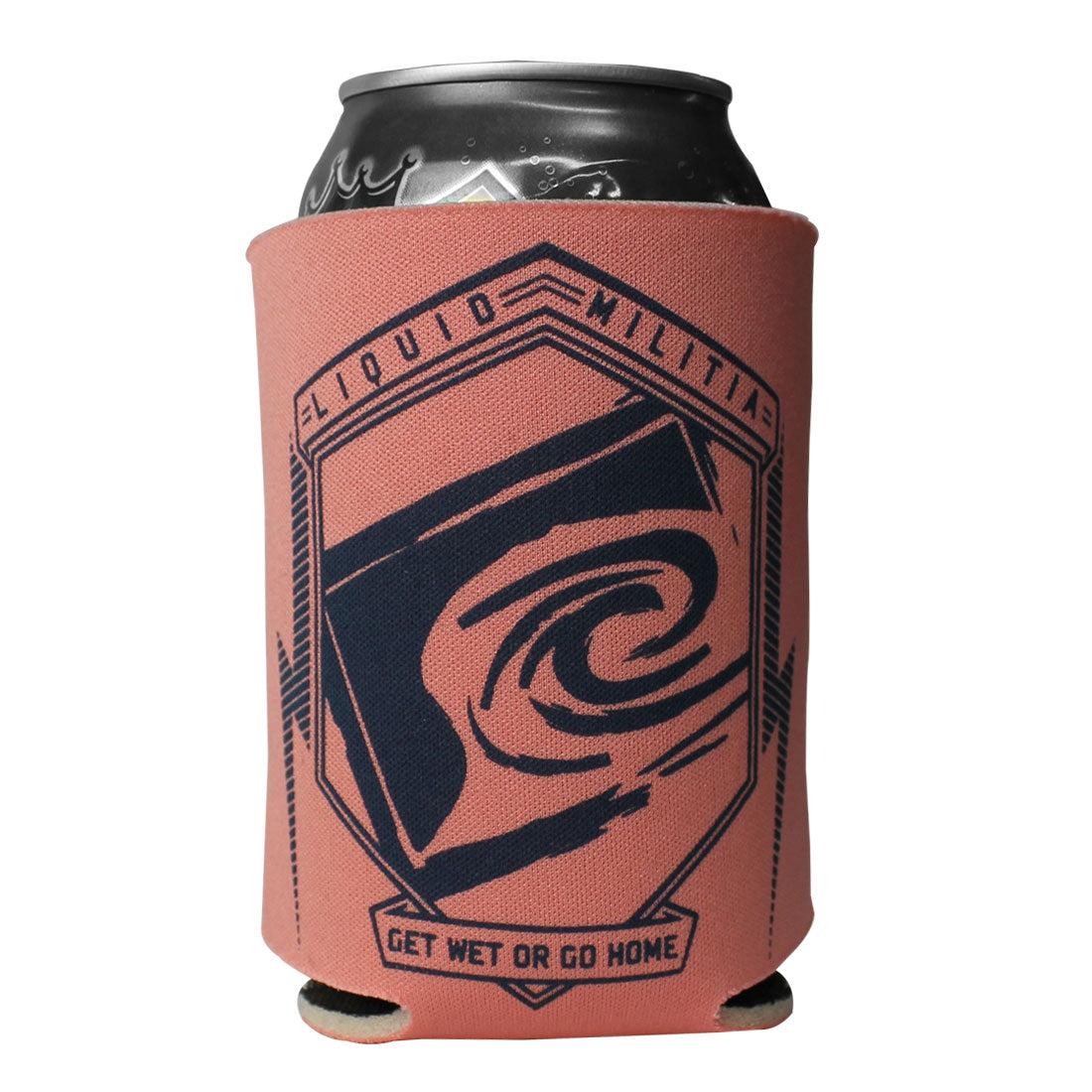 Match Koozie in Coral
