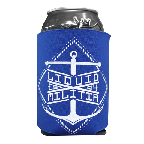 Match Koozie in Royal Blue