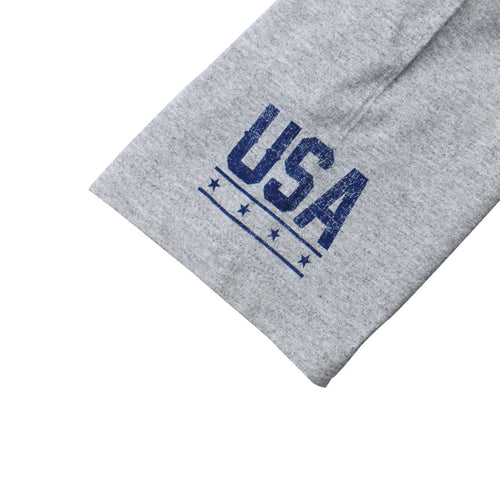 Men's American patriotic t-shirts USA logo