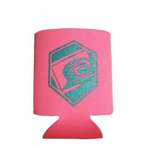 Brute Koozie in Neon Blue