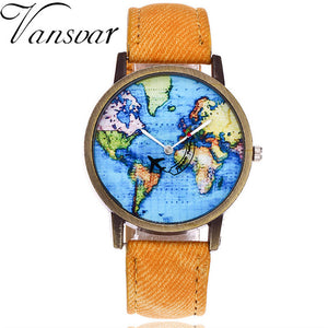 """Get Some Culture"" Travel Watch"