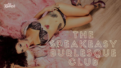 Speakeasy Burlesque Club - Thursday 18th March 2021 - VIP Booth Seating (up to 6 guests)