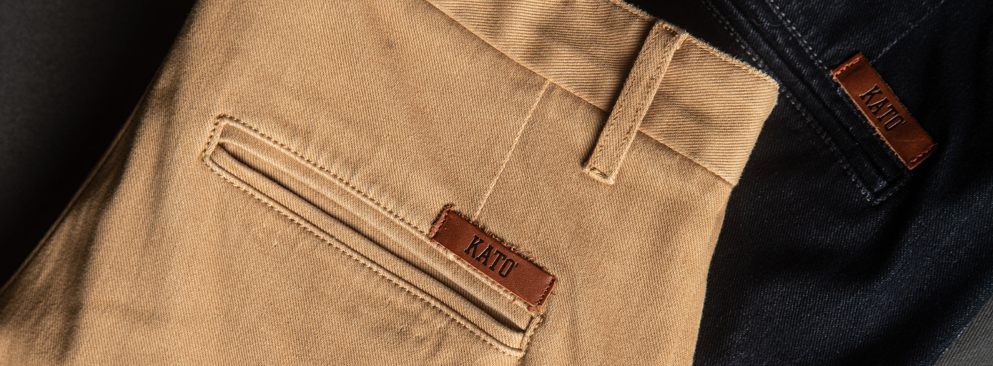 AXE DENIT® CHINOS