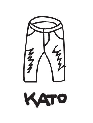 Kato selvedge denim