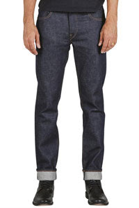 4-way stretch selvedge jeans