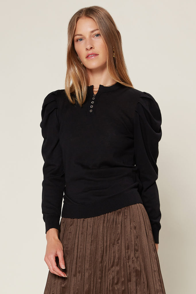 Juliet Sleeve Sweater Top