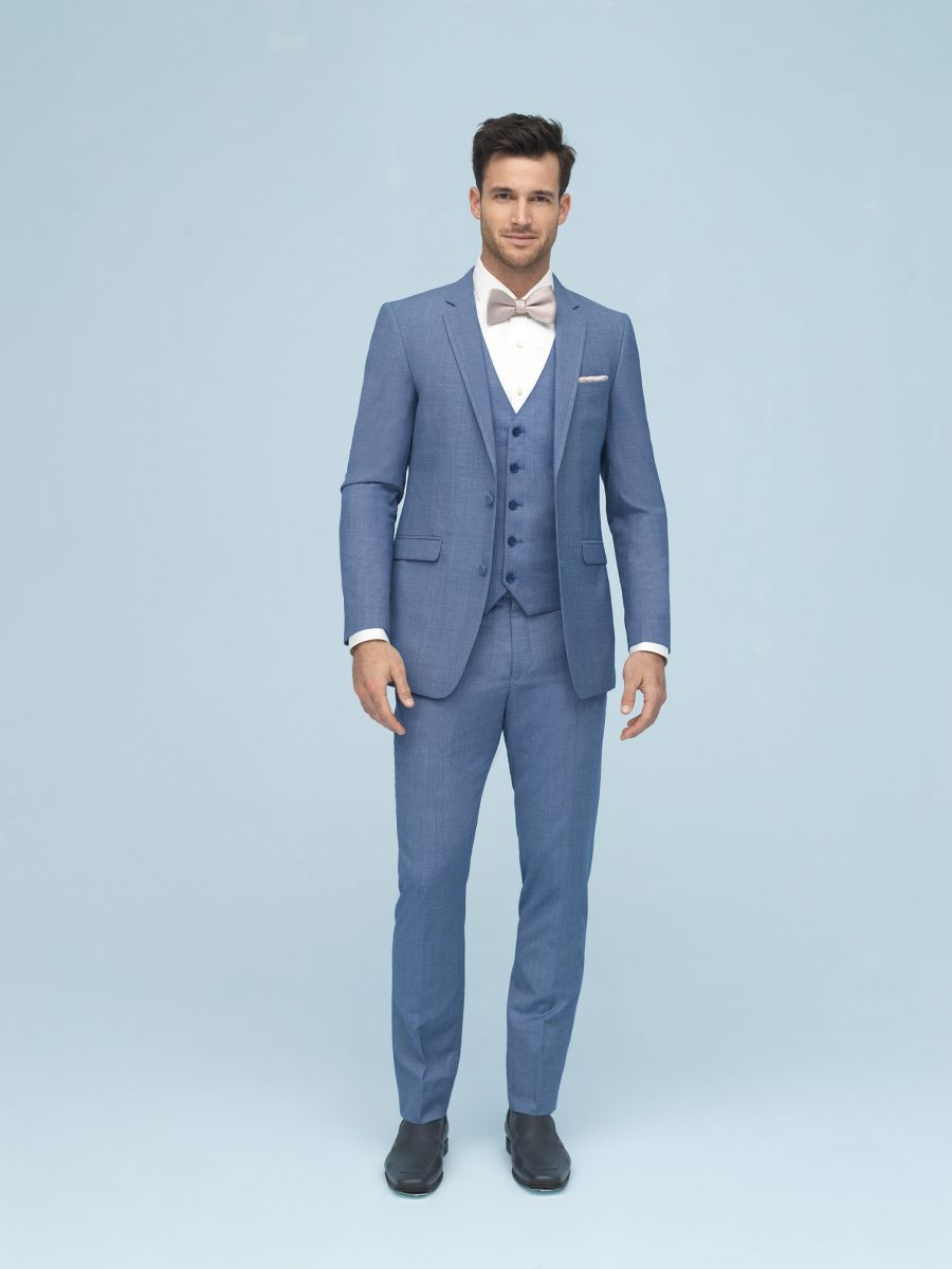 Allure Cornflower Blue Tux