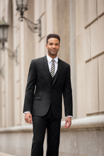 Load image into Gallery viewer, 3 Piece Slim Fit Suit - Super 120's