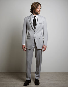 Allure Men Cement Gray Tux