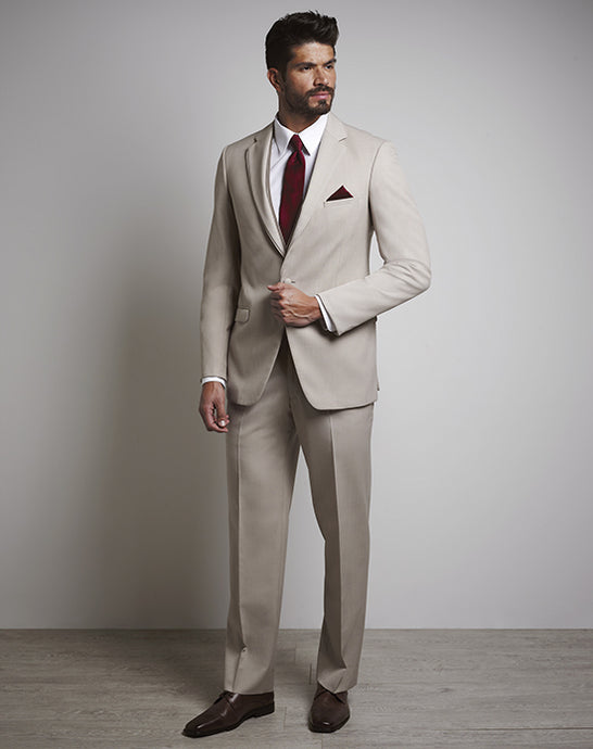 Allure Men Tan Tux