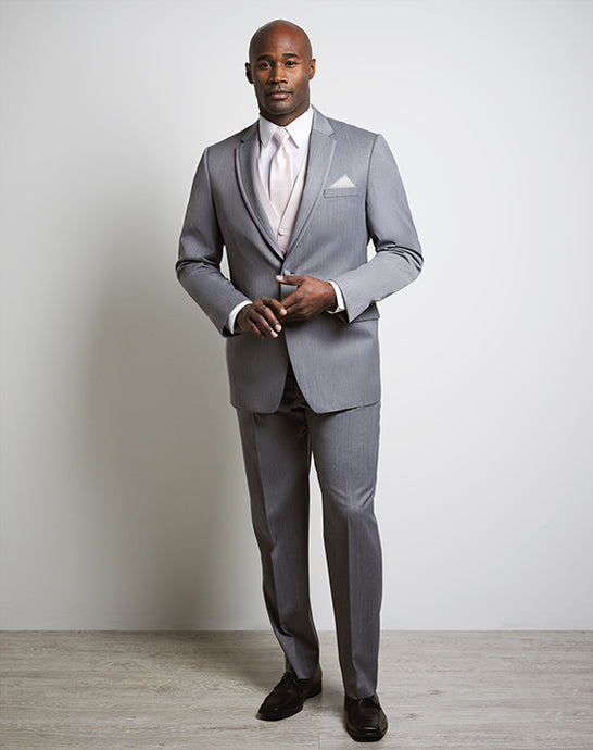LUXE Gray Tux