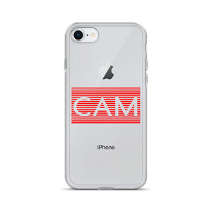 CAM iPhone Case