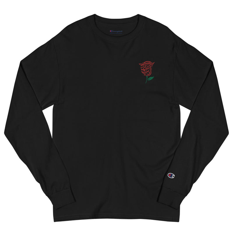 Smell The Roses x Champion Long Sleeve