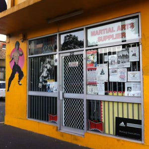 Adelaide martial arts shop
