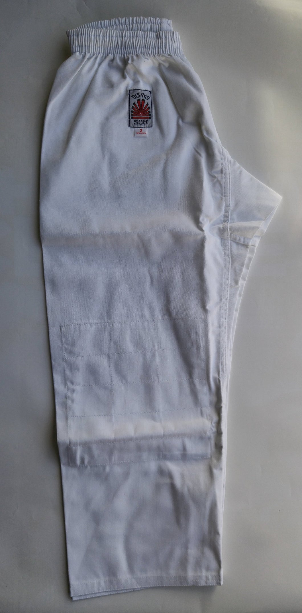 Rising Sun Judo Pant - White Colour