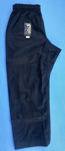 9oz Rhino Karate Pant - Black Colour