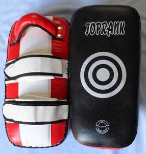 Top Rank Muay Thai Pads (Sold as pair)