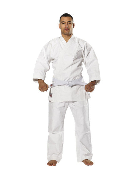 14oz Canvas Shoto Karate Uniforms - White