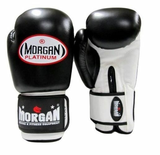 Morgan Plantinum Boxing Gloves BG-8-V2