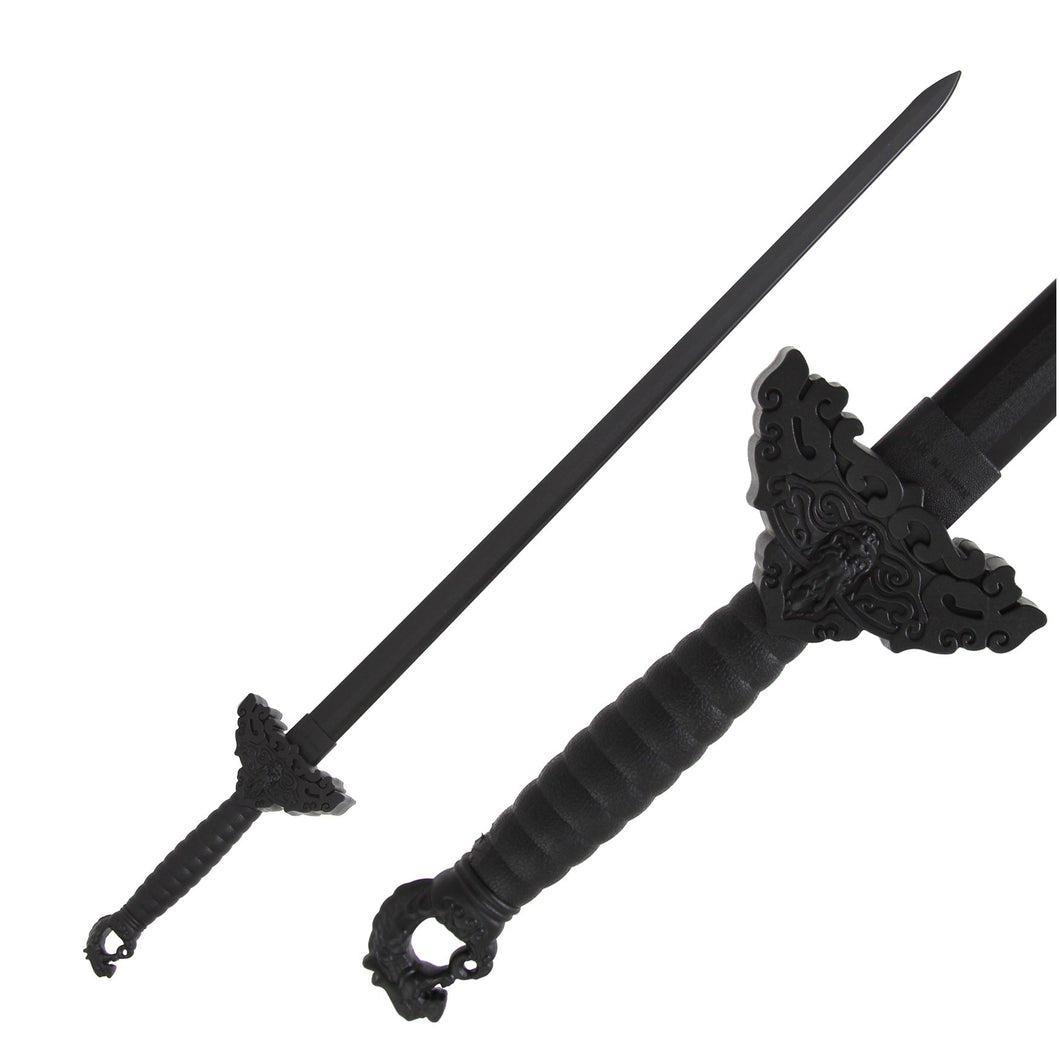 Tai Chi Swords Plastic