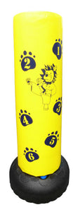Free Standing Junior Kicking Punching Bag - pick up only
