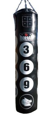 MORGAN 5 FOOT NUMBER HANGING PUNCH BAG - pick up only