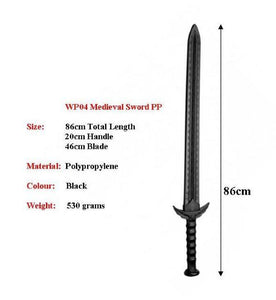 Medieval Synthetic 86cm Sword