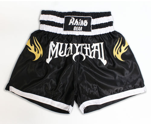 Rhino Mauy Thai Kickboxing Shorts