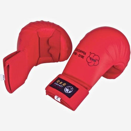 Tokaido Branded WKF Approved Tournament Gloves