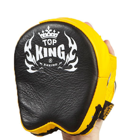 ADLmas Top King Leather Focus Palm Pad