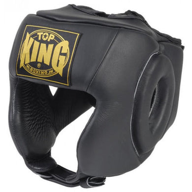 Top King Open Face Head Guard