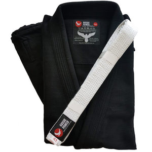 BJJ Uniform Black