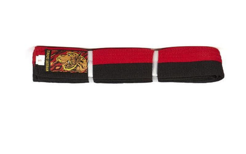 Poomse Red/Black Belt