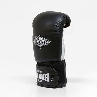 Rhino Quality Leather Boxing Gloves