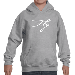 Youth Fly Hooded Sweatshirt