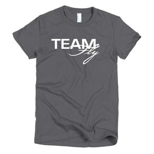 Team Fly Premium Short sleeve women's t-shirt