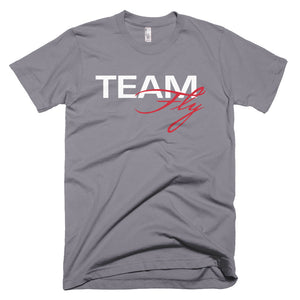 Team Fly Premium Short-Sleeve T-Shirt