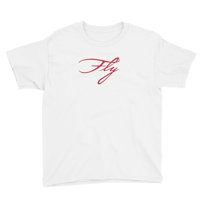 Youth Fly Short Sleeve T-Shirt