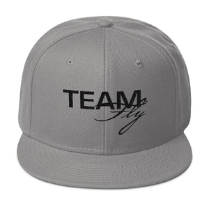 Team Fly Snapback Hat