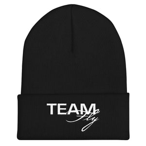 Team Fly Cuffed Beanie