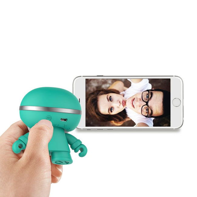 Xoopar - Mint Mini XBoy 3 Inch Bluetooth Speaker