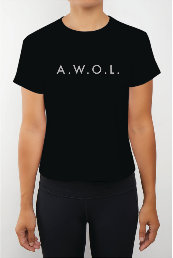 Always West of Lincoln (AWOL) T-Shirt