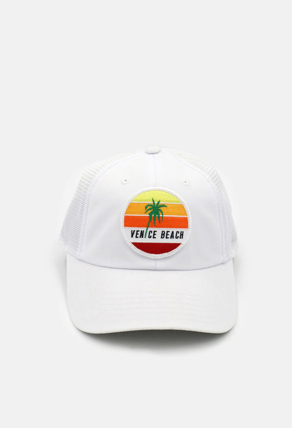 Venice Palm Tree Snapback Hat