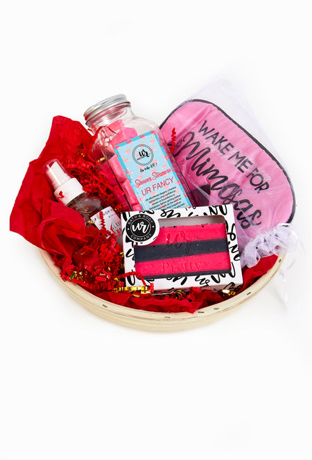 For Her Gift Basket