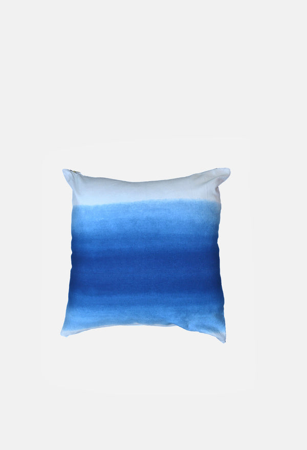 Indigo Bottom To Middle Pillow