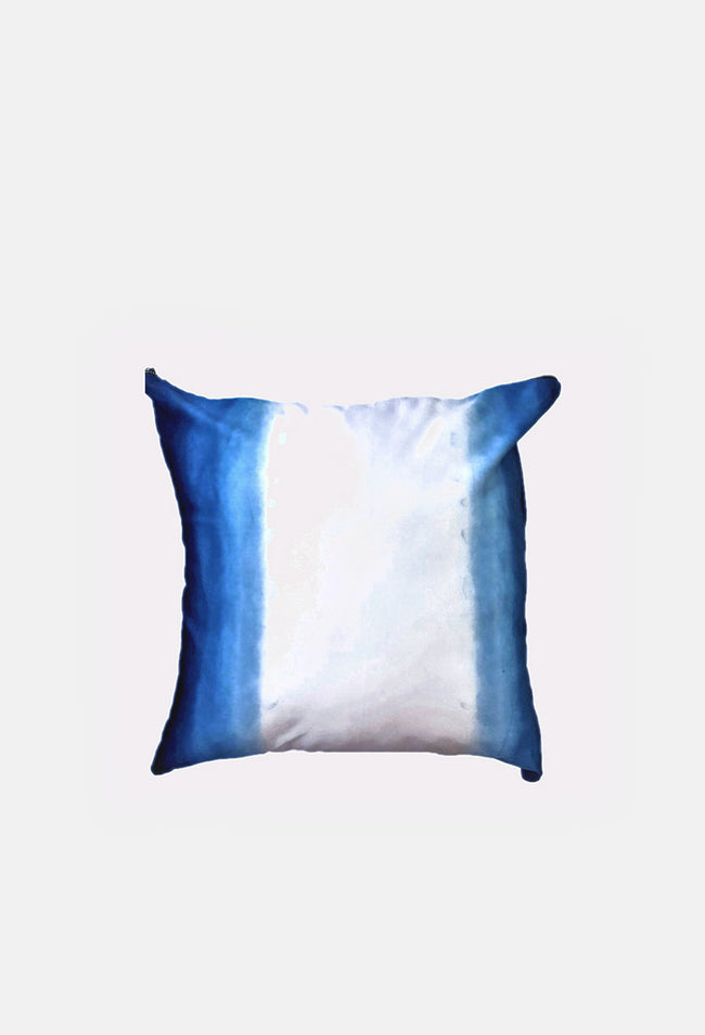 Indigo Stripes Pillow