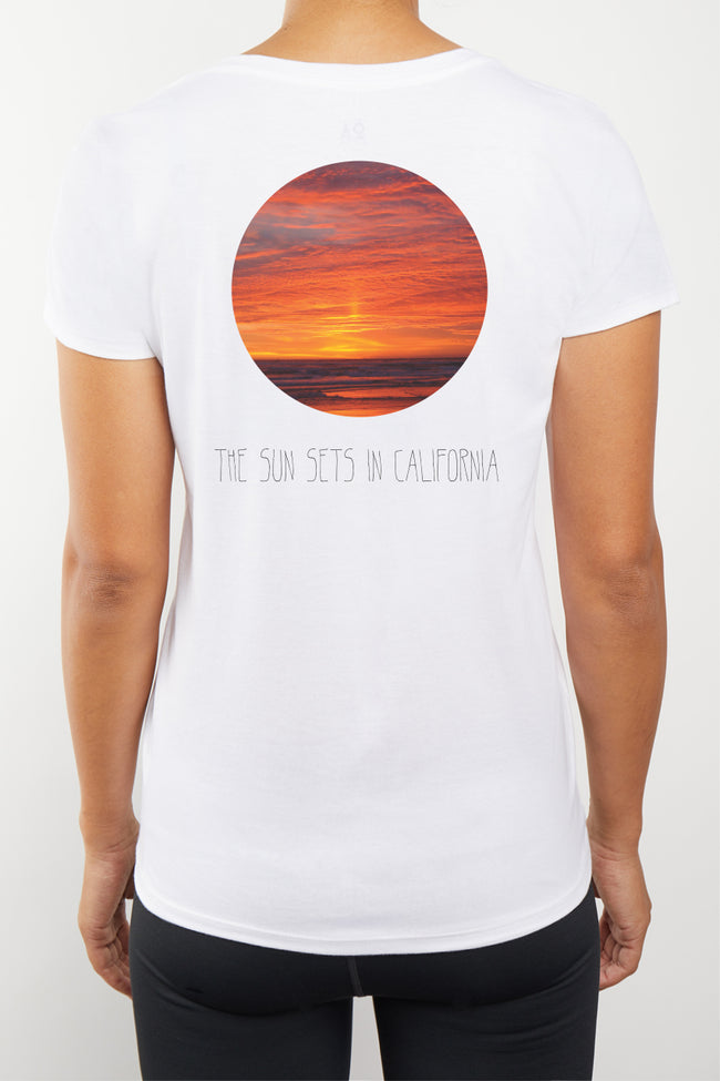 Sunset in California T-Shirt