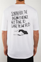 Sorry For The Inconvenience T-Shirt