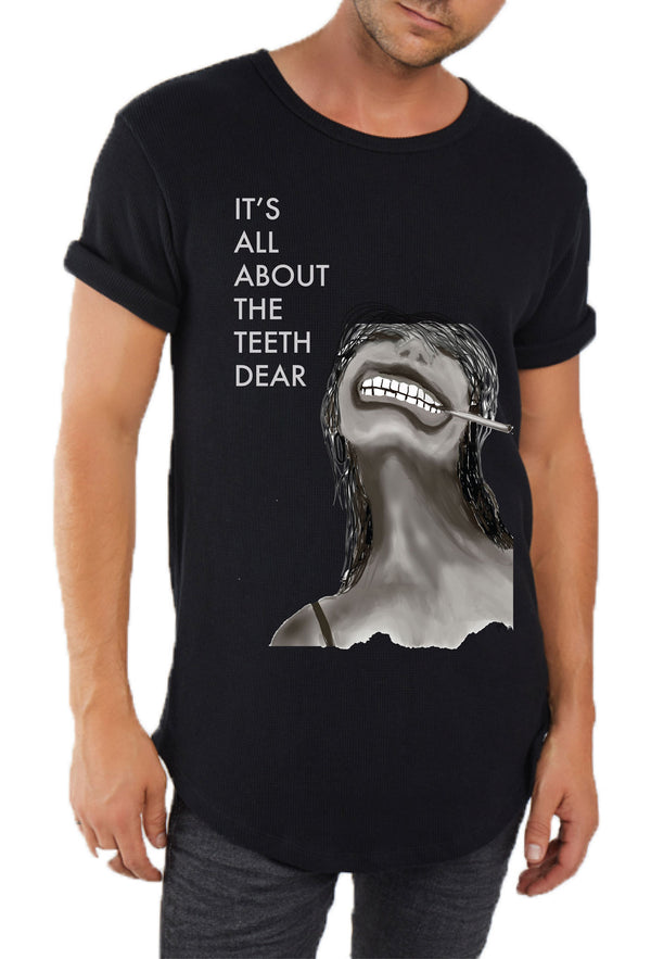 Pre-Order All About the Teeth Dear T-Shirt
