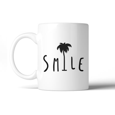 365 In Love - Smile Palm Tree Coffee Mug